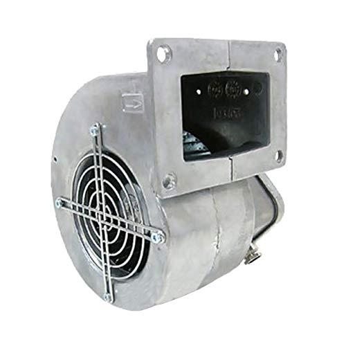 Ventilatore centrifugo per stufa pellet e camini EBM PAPST G2E108 AA01 56 con motore M2E042 CA 76x50