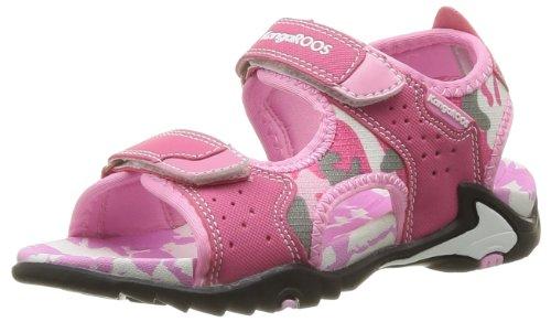 Kangaroos  Camo Sinc,  Sandali ragazza Rosa Rose (661 Pink Magenta) 34