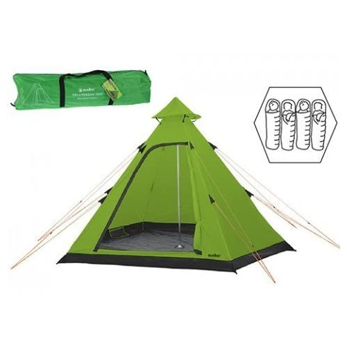 41um0UhiavL. SS500  - Summit Hydrahalt 4 Person Tipi Tent