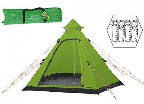Summit Hydrahalt 4 Person Tipi Tent