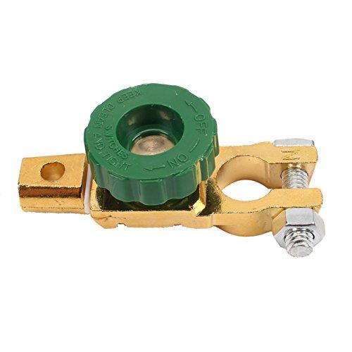CCLIFE 16-17mm Diametro Stuck Morsetto Interruttore Stacca Batteria per Auto