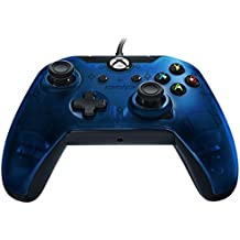 PDP Wired Controller for Xbox One, Xbox One X and Xbox One S (Midnight Blue)