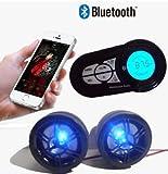 SLB Works Brand New Bluetooth Wireless Speakers Audio Sound System Stereo MP3 Radio