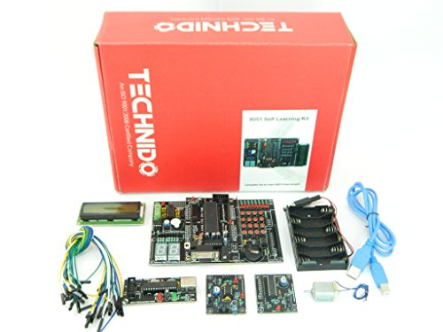 ATMEL 8051/8052Development Board selbst Starter Learning Kit USB ISP Programmierer mit Schnittstelle Module | technido (Pic Programmer Kit)