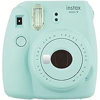 Fujifilm Instax Mini 9 + 10 Mini Film Istantanea per Stampe Formato 62X46 mm, Azzurro