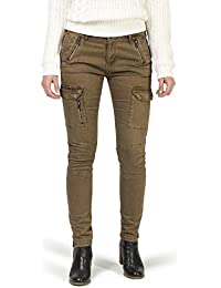 Timezone Damen Hose Tight Tara Cargo