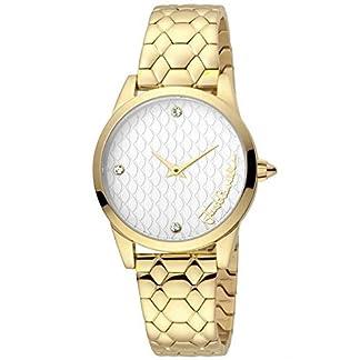Reloj Just Cavalli Segue JC1L087M0055 – Analógico Cuarzo para Mujer en Acero Inoxidable Chapado