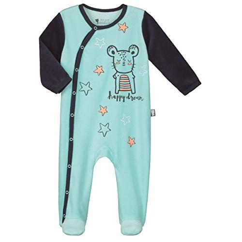 6 mois Pyjama b/éb/é velours Mohini 68 cm Taille