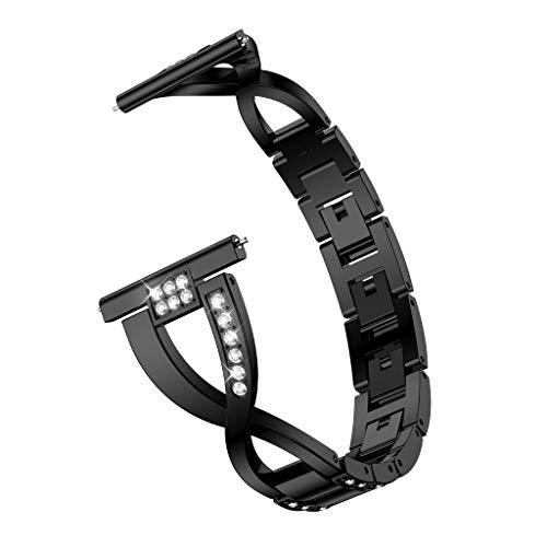 Vater bestes Geschenk! Beisoug top ersatz metall kristall armband armband band für huawei gt watch
