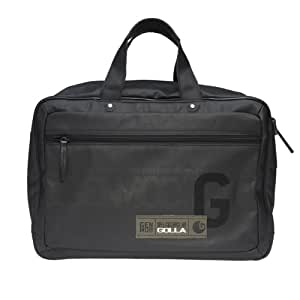 Golla Frisco G1282 Notebook Bag Display Sizes up to 16 inch - Black