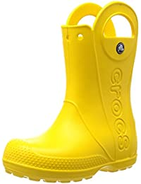 crocs Jungen Handle It Rain Boot K Gummistiefel