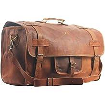 Amazon.es  bolso de viaje cuero hombre 426896623700