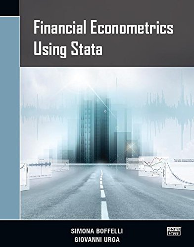 Financial Econometrics Using Stata (Milan-bank)