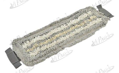 Vileda mop piatto trio x carrello - panno mocio pulizia professionale fibre
