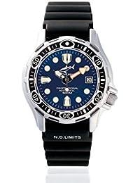Chris Benz Deep 500m CB-500A-B-KBS Automatic Mens Watch Diving Watch