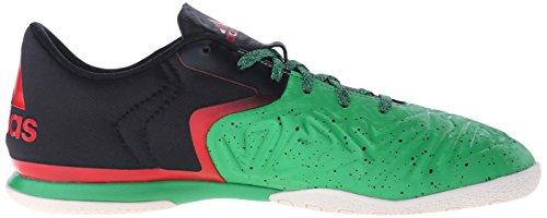 Adidas Performance X 15,2 Ct Fu�ballschuh, Core-Schwarz / Blitz Red S15 / Solar-Grün, 6,5 M Us Green/Black/White