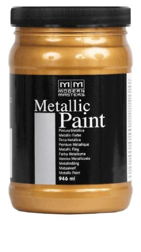 Owatrol - METALLIC PAINT - Metallic-Farbe - 946 ml. - Farbton: olympic gold -