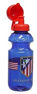 Atletico de Madrid- 0 Botella cantimplora plastico 500ml de Atletico, 0 (CYP Imports B-30-ATL)