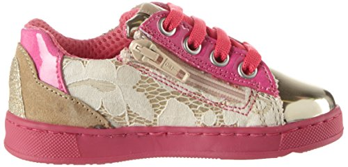 Naturino Mädchen 4497 Sneaker Gold (Gold)