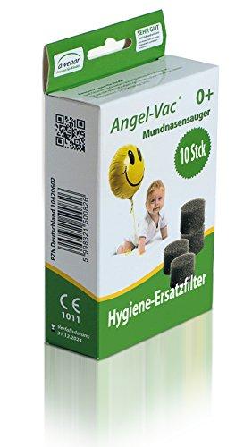 Filter für Angel-Vac Mundnasensauger 10 Stück