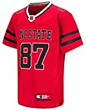 Colosseum North Carolina State Wolfpack NCAA Hail Mary Pass Youth Kinder Football Jersey Trikot