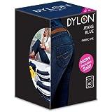 Dylon Machine Colorant 350g Bleu Jeans, Sel Inclus! Remise en vrac Disponible (1)