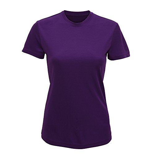 Tri Dri - T-Shirt sport - Femme Orange vif