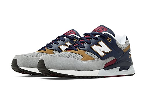 New Balance M530 chaussures RWB grey-stone