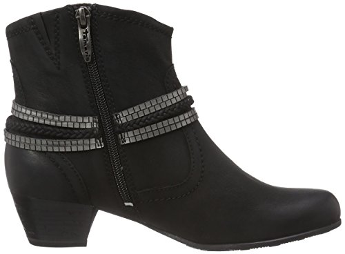 Tamaris 25373, Bottes Classiques Femme Noir - Noir (noir 001)