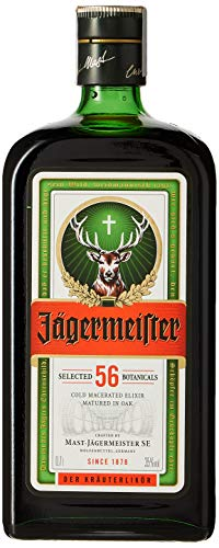 Licor Jagermeister 0,70cl