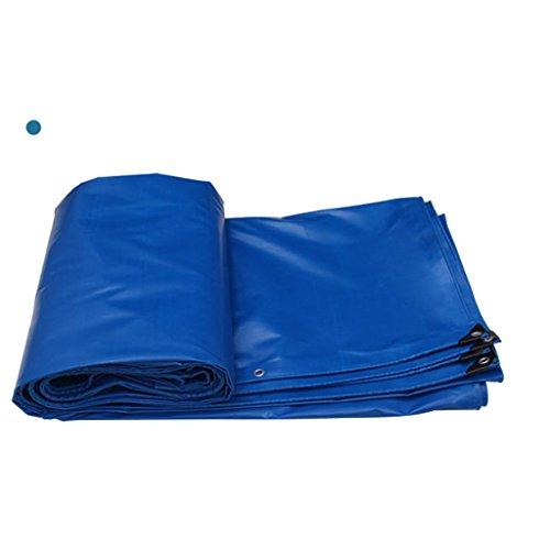 Briskaari Shop Plane Wasserdicht Regen Tuch Markise Plane Outdoor Schatten Tuch Plane Sonnenschutz Tuch Plane Lkw Plane Canvas (Farbe : B, größe : 3m*4m)