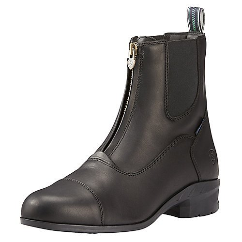 Ariat Mens Heritage IV Waterproof Boot Paddock 8.5 D/Medium(Width) Black