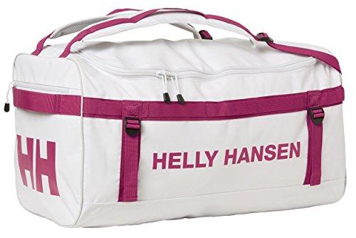 Helly Hansen Hh New Classic Duffel Bolsa de Viaje, 45 cm, 90 Litros, Nimbus Cloud