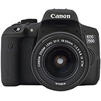 Canon EOS 750D 18-55/3.5-5.6 EF-S IS STM Fotocamera digitale 24.7 megapixel