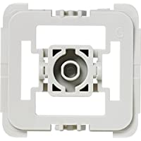 eQ-3 103091 HomeMatic Adapter-Set Gira 55, 3-er Pack