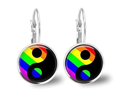 ay Pride Fliesen Jewelry Rainbow Jewelry ()