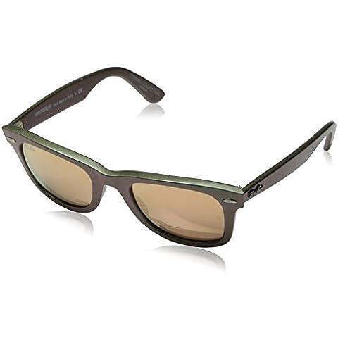 Ray-Ban - Gafas de sol Wayfarer 0rb2140 Wayfarer, Green (6109Z2 6109Z2)