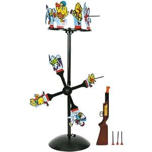partner jouet a1102338 jeu de plein air tir aux pigeons electronique jeux et. Black Bedroom Furniture Sets. Home Design Ideas