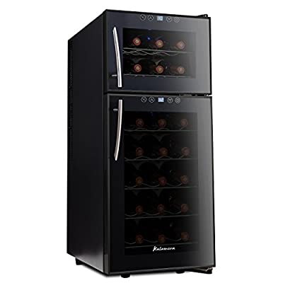 Wine fridge from Kalamera