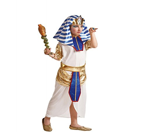 Disfraz para niñas de Faraona Egipcia