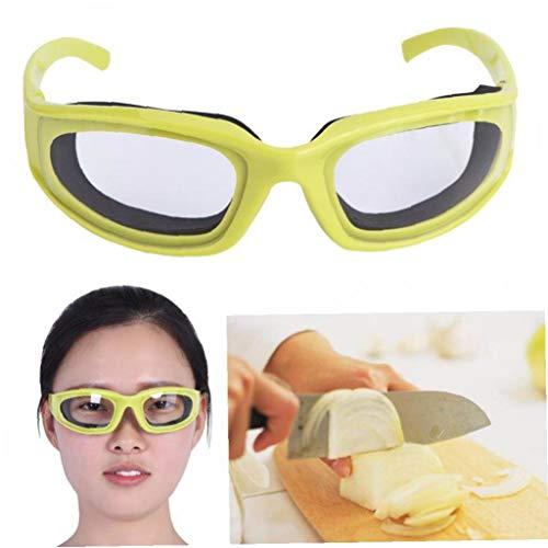 Asien Gafas Cebolla Barbacoa Ojos Gafas Seguridad
