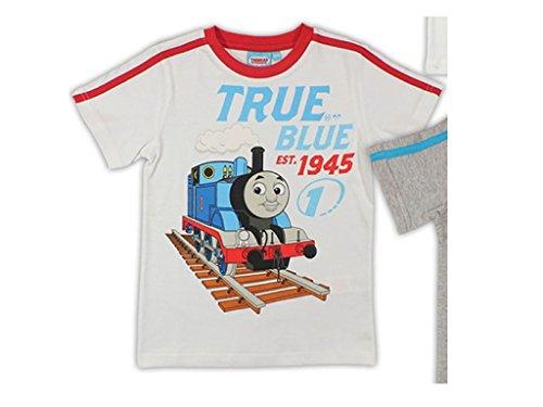 Thomas und seine Freunde -  T-shirt - ragazzo bianco/rosso 92 cm/98 cm