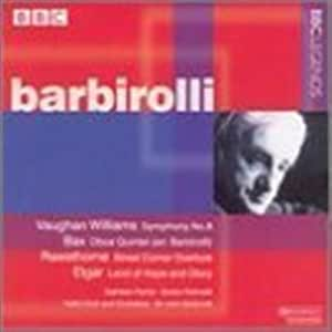 Barbirolli conducts English Orchestral Works