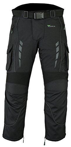 Pantalones de motociclista impermeables, térmicos, blindados CMT3 de RIDEX