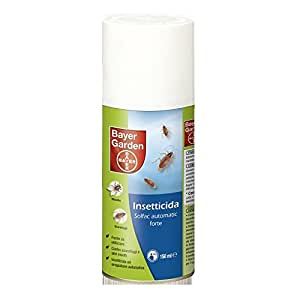 Bayer solfac automatique forte insecticides maison amazon for Bayer jardin produits insecticides