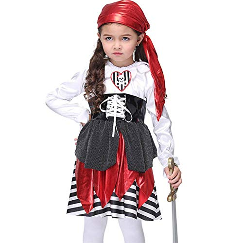 Dieb Cosplay Kostüm - DUQA Kinderkleidung Kost¨¹me Kinderkleidung Cosplay Piraten Dieb Halloween Kost¨¹me