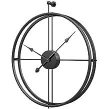 eea5e509b4da YAHAMA Reloj Pared Grande XXL Vintage Reloj Pared 60 cm Vintage Reloj Pared  Grande Retro Romano