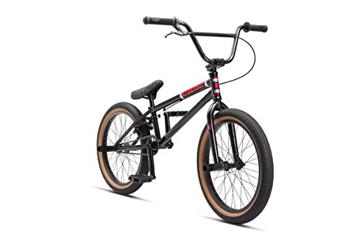 "SE Bikes ""Everyday"" 2017 BMX Rad - Black 