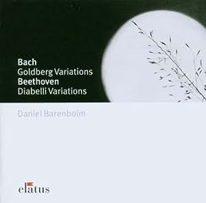 Goldberg-Variationen/Diabelli-Variationen