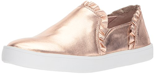 Kate Spade New York Women's Lilly Sneaker, Rose Gold, 5 M US